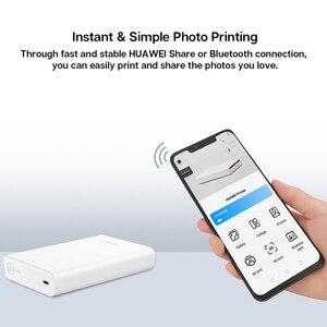 Image 2 - Huawei המקורי AR נייד מדפסת תמונה כיס מיני מדפסת DIY תמונה מדפסות עבור טלפונים חכמים Bluetooth 4.1 300dpi מדפסת