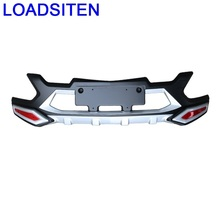 Auto Mouldings Accessories Modified Styling Automovil Front Lip Tuning Rear Diffuser Car Bumpers 17 18 FOR Chevrolet Equinox