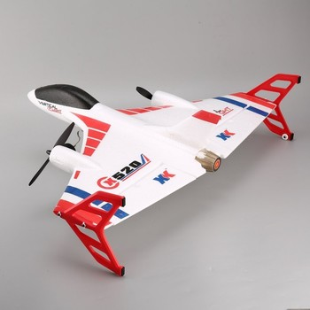 XK X520 6CH 3D/6G Airplane VTOL Vertical Takeoff Land Delta Wing Brushless RC Drone Fixed Wing Plane Toy with Mode Switch