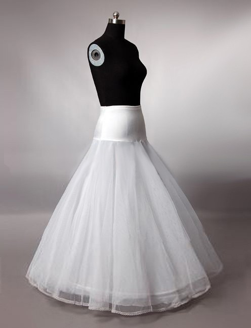 A Word Pendulum A Steel Ring Shuang Ceng Sha Lace Elasticity Lycra Corset Crinoline Wedding Dress Tiny Lining