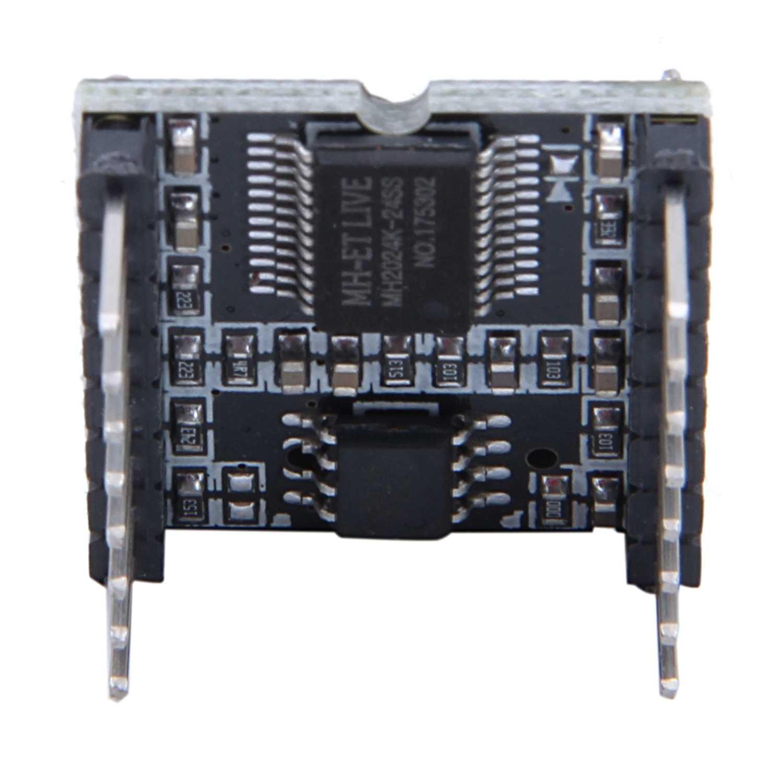 Dfplayer ミニ MP3 プレーヤーモジュール arduino のための黒