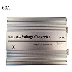 Voltage Regulator Of 24 V to 12 V Converter For Automotive On Board Voltage Regulator