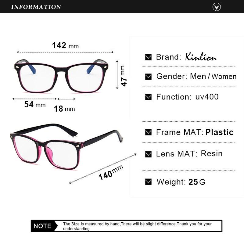 Купить классическая ретро оправа для очков женщин квадратные прозрачные