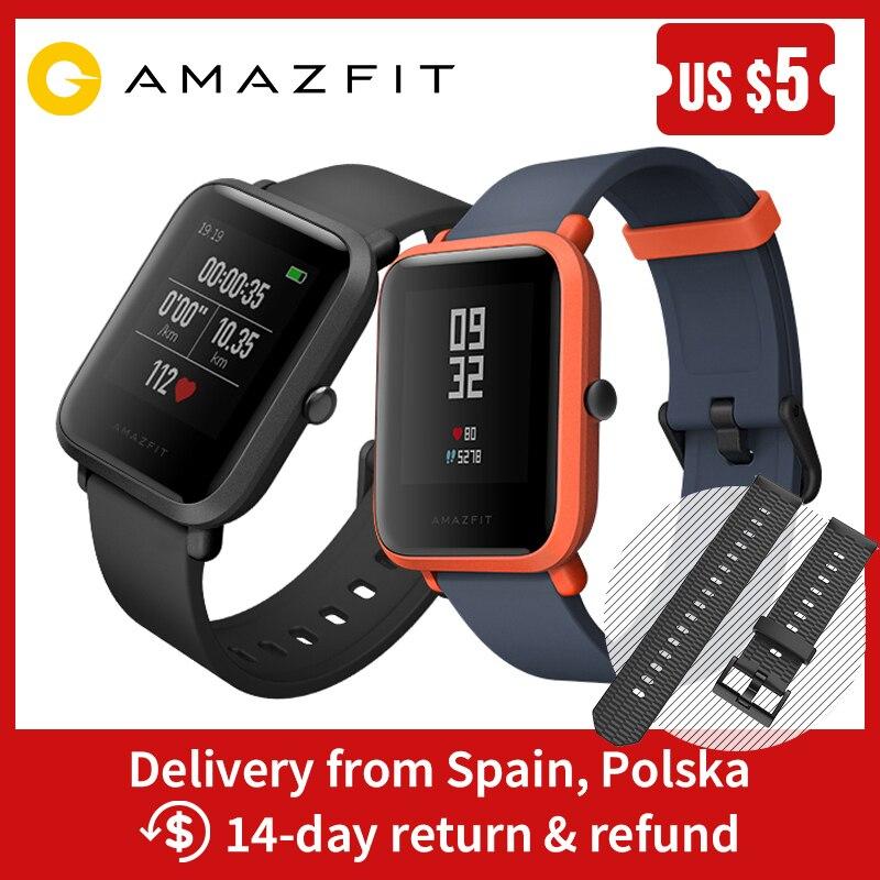Amazfit Bip porta celular para hacer ejercicio