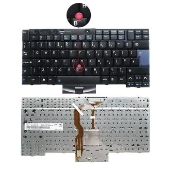 New UK Laptop Keyboard for IBM for Lenovo X220 X220i X220T T400s T410 T510 W510 W520 T520I T510I T410I 45N2135 45N2170 UK
