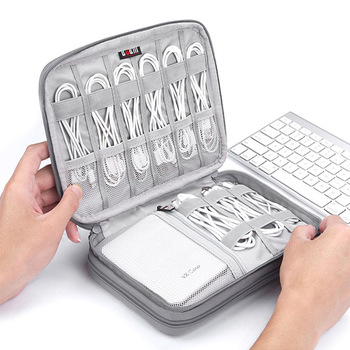 Business Travel Travel bags Cable Organizer Travel Kit