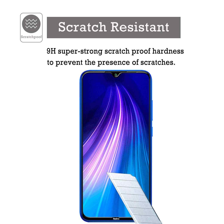 2 w 1 9D ochraniacz ekranu telefonu dla Redmi 8A obiektyw szkło ochronne szkło hartowane dla Xiaomi Redmi 8