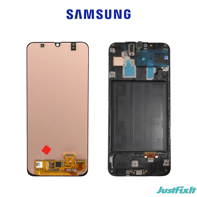Original Bildschirm Für <font><b>Samsung</b></font> <font><b>Galaxy</b></font> <font><b>A30</b></font> SM-<font><b>A305F</b></font> A305A A305 LCD Display Touchscreen Digitizer Montage image