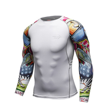 Mansกีฬาการฝึกอบรมเสื้อยืดออกกำลังกายชายกีฬาแฟชั่นTShirt Casual MENเสื้อTชายเสื้อยืดQuick Dry