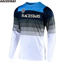 RACESTARS Motocross Jerseys MX ATV Bike Cycling Motorcycle DH Racing Bicycle Jersey Off Road Wear Clothing mtb jersey downhill nerve motorcycle jacket waterproof brand racing suit off road cycling jersey motocross moto protecion windproof clothing for men