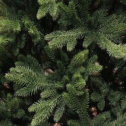 Mini décorations artificielles d'arbre de noël | Décoration d'arbre de noël vert de cryptage, décoration de décoration pour la maison