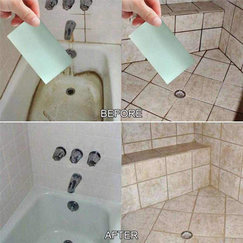 10Pcs(1piece = 3L)Water Multifunctional Effervescent Spray Cleaner Concentrated Floor Cleaning Tile Cleaner Kitchenware Cleaning
