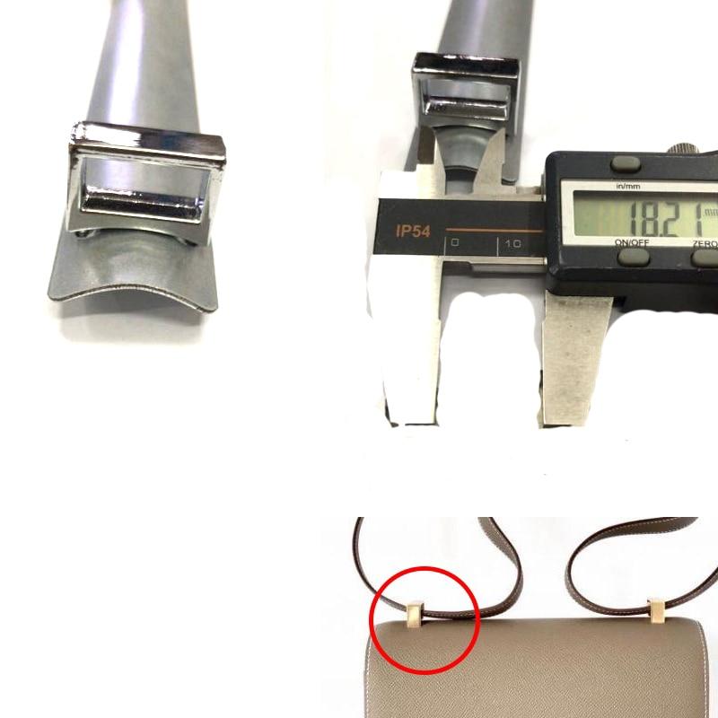 30pcs Handbag Metal Screw Strap Connector Bridge Connector Hanger For Your Handbags
