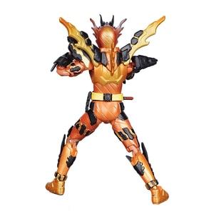 Image 3 - Version Magma masqué cavalier construire Kamen cavalier Cross Z Anime Prototype Joint mouvement Action figurine modèle Collection jouets enfant cadeau
