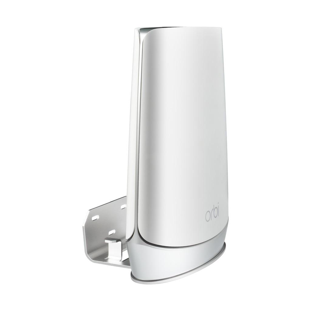 STANSTAR Bracket made of aluminum alloy . It applies to Orbi's  mesh WiFi 6 system/Orbi Ultra (RBK850/RBK852/RBK853/RBS750)