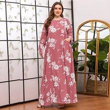 Платья doib розового и белого цвета с цветочным принтом размера