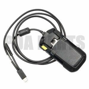 Image 4 - USB Client Comm & кабель питания для зарядки Zebra Motorola TC70 TC77 TC72