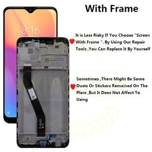 Image 3 - Ban Đầu Cho Xiaomi Redmi 8A Màn Hình LCD Có Khung Màn Hình Cảm Ứng Bảng Điều Khiển Bộ Số Hóa Cho Xiaomi Redmi 8 Một Redmi8 màn Hình LCD Hiển Thị