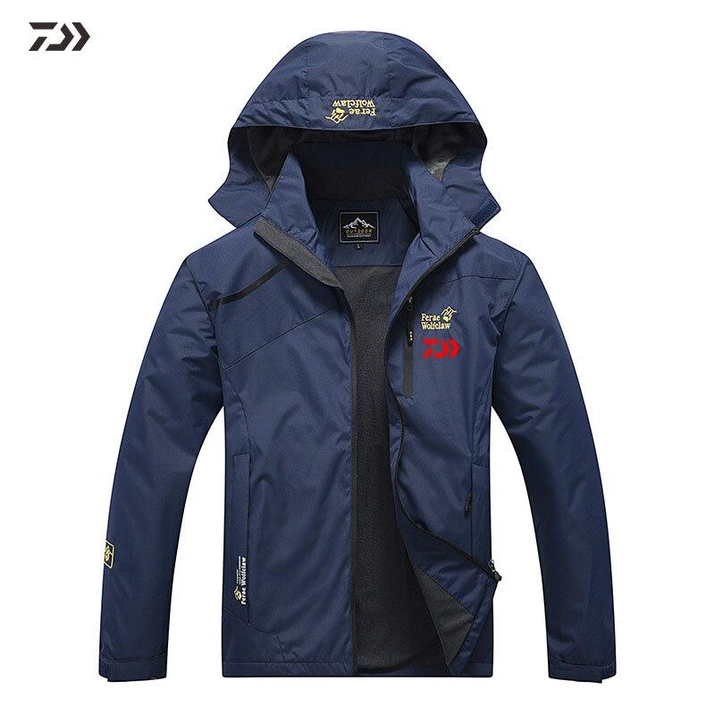 2021 nova primavera outono daiwa roupas de
