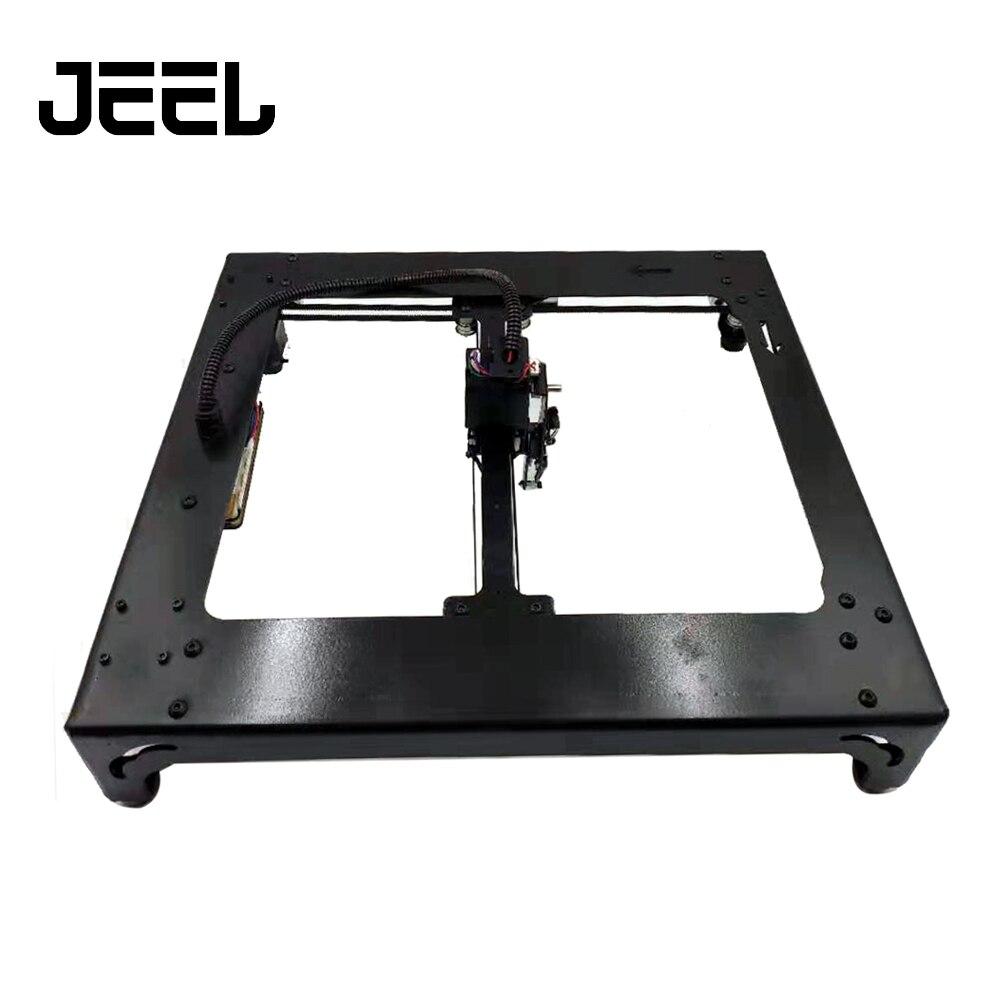 CNC Alle Metall Drawbot A4 Zeichnung Maschine Schriftzug Roboter Corexy XY-plotter DIY XY Plotter drawbot stift/roboter kit