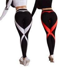Professional Running Fitness Gym Sport Leggings Tight Trouser Pencil Leggins  Printed Yoga Pants Women Push Up цена