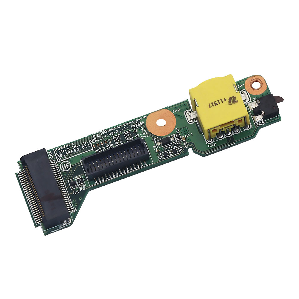 Lenovo Thinkpad DC-in Power Charging Board Connector T420S T430S Card 04W1699