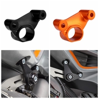 Motorcycle Exhaust Pipe Bracket Fixed Ring Support Bracket For KTM DUKE 790 2018 2019