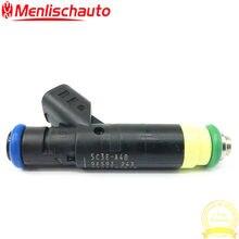Injetor de combustível original 5c3e-a4b do injetor de combustível de 100% para o carro americano 2005-2010 f250 f450 f350 f550 6.8l novo
