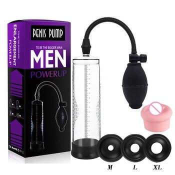 Penis Pumpe Vakuum Extender 1