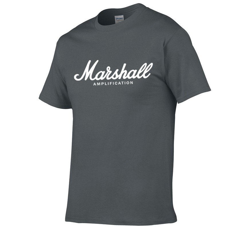 Marshall Parent-child T Shirt Men/Women Shirt Summer Boy/girl T-shirt Fashion Casual Tshirt Streetwear Top Tee Camisetas Hombre