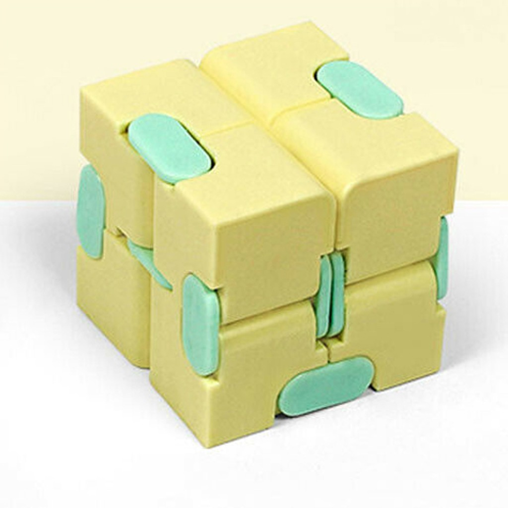 Toy Cube-Blocks Infinity-Cube Stress-Relief EDC Best-Gift Anxiety Finger for Children img2