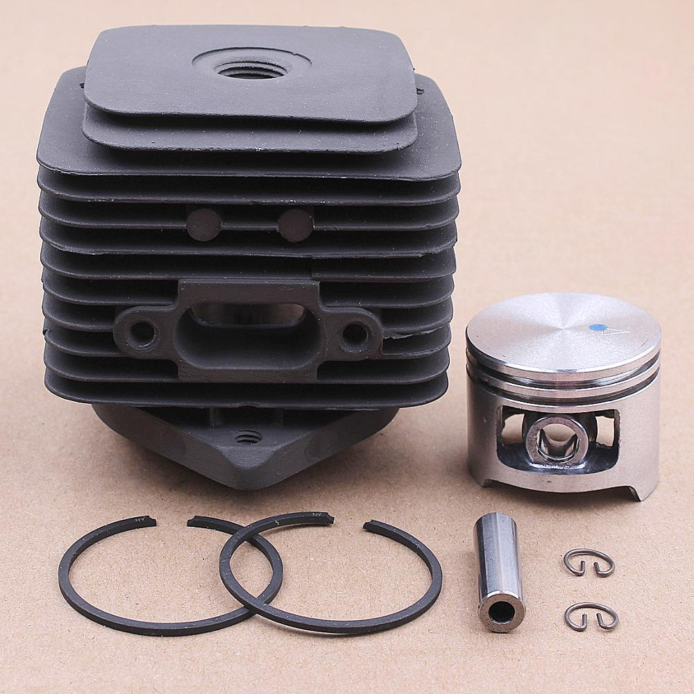 Cylinder Assy 36 5MM for HOMELITE S30 30cc Strimmer Brush Cutter Zylinder Kit W  Piston Ring Pin Clips Assembly