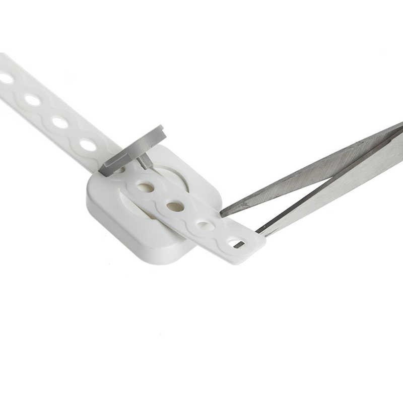 Child Safety Locks Baby Proof Cabinet Drawer Oven Toilet Seat Fridge Door Adhesive No Drill Strap Door Locks-40