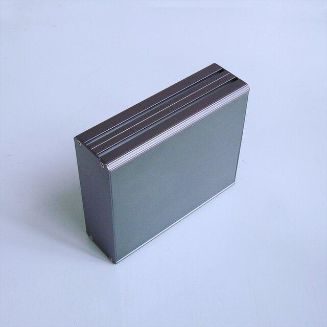KYYSLB  Aluminum Amplifier Case Housing Case Housing 8173 Amplifier Chassis  Amplifier Box Aluminum Alloy Circuit Board