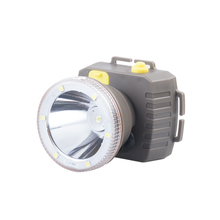 Rechargeable 7LED headlights outdoor camping adventure waterproof night work riding fishing portable lighting light