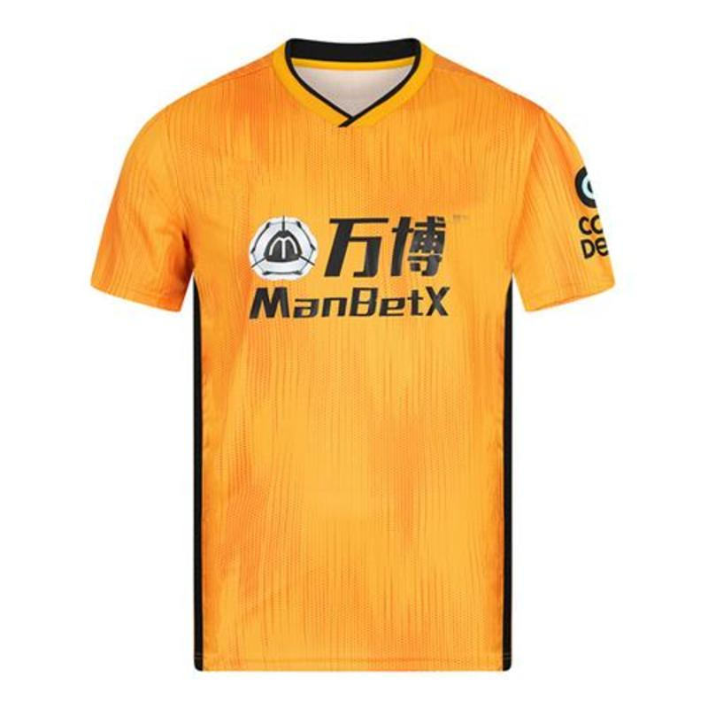 New 2019 RAUL NEVES Jersey WolverhamptonES Soccer Jerseys 19 20 Wolves Doherty CAVALEIRO COSTA Uniform Home Away Football Shirts
