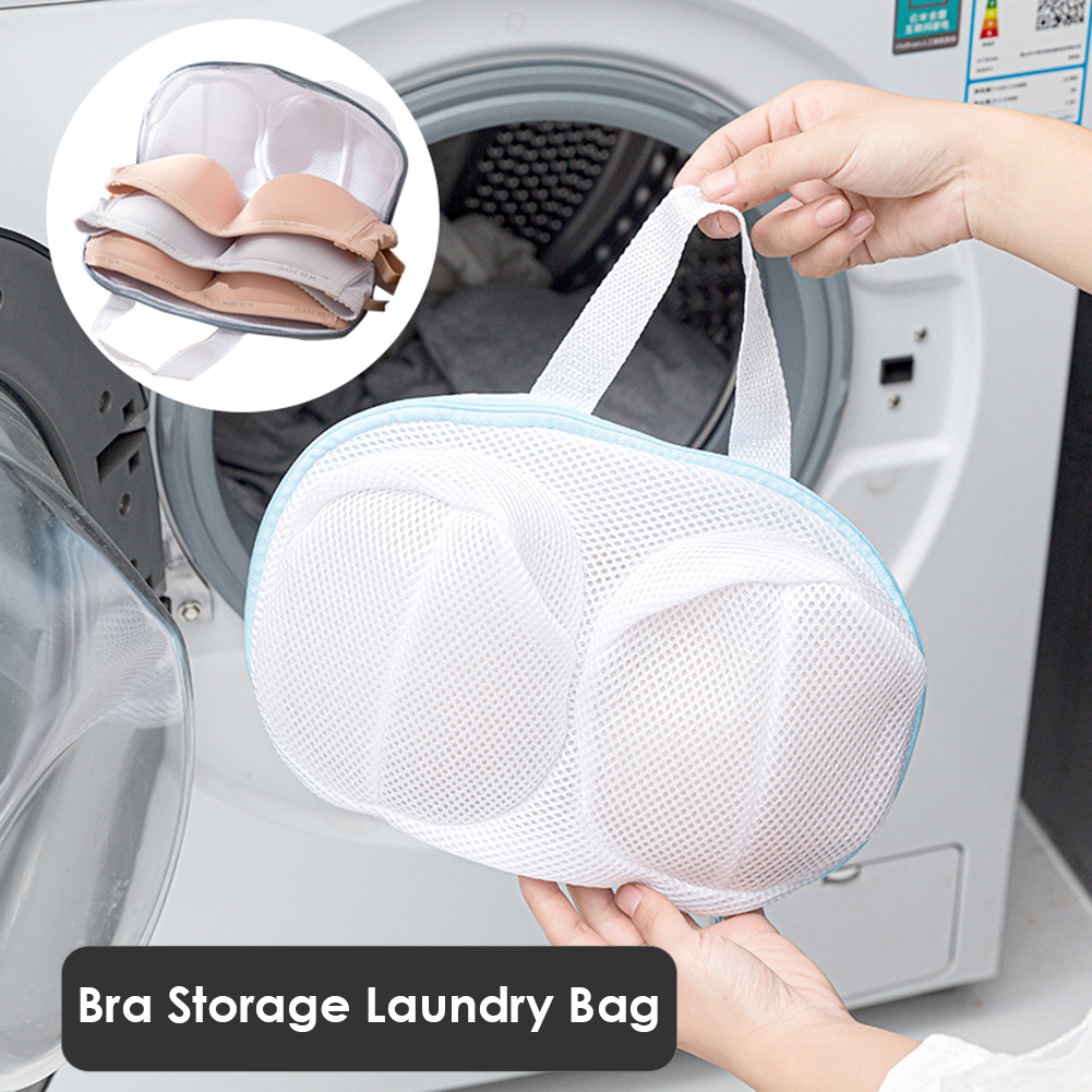 Bra Cleaning Bags Anti-deformation Laundry Underwear Protection Mesh Bag Washing Bag  Special Laundry Brassiere