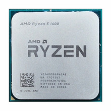 Amd Ryzen 5 1600 R5 1600 3.2 Ghz Zes-Core Twaalf Draad 65W Cpu Processor YD1600BBM6IAE Socket AM4