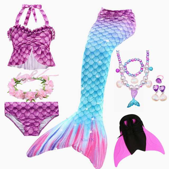 NEW-Arrival-Fancy-Mermaid-tails-with-No-Fins-Monofin-Flipper-mermaid-swimming-tails-for-Kids-Girls.jpg_640x640 (2)