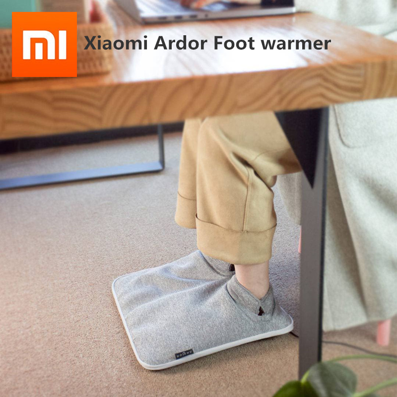 Xiaomi Ardor Electric Foot Heater Antibacterial Carbon Fiber Electric Heater For Foot Warmer From Xiaomiyoupin