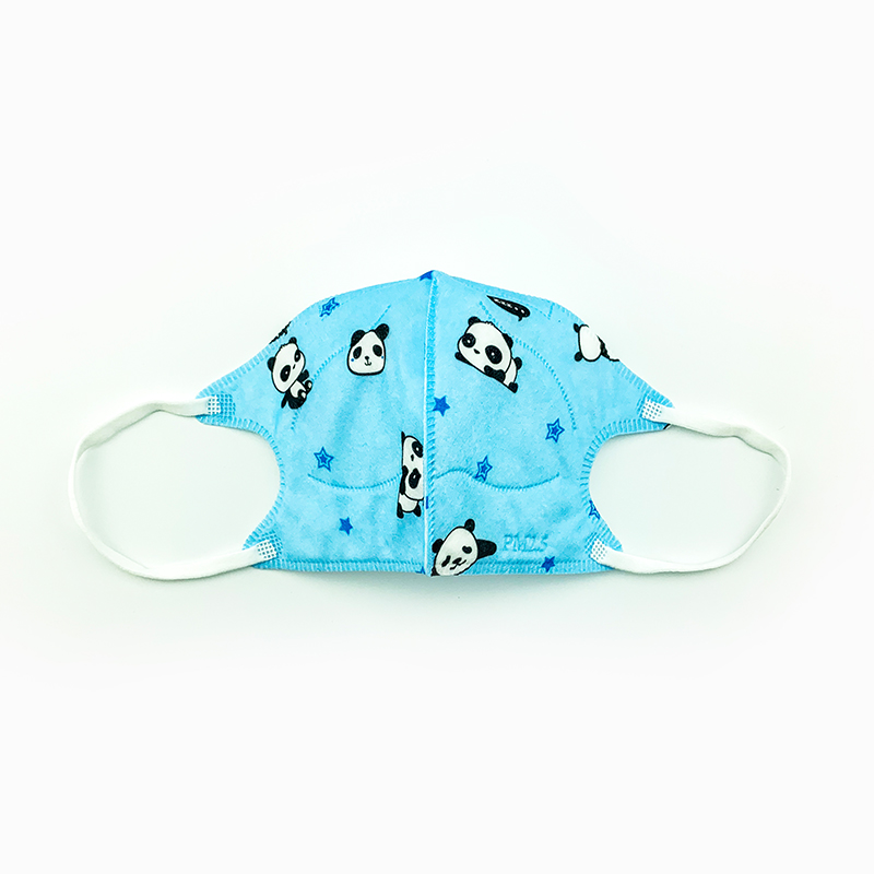 10PCS Baby Protective Gauze Mask Cotton Gauze Mask Breathable Comfortable for Kids Children Layers Gauze Masks Anti-fog PM2.5 2