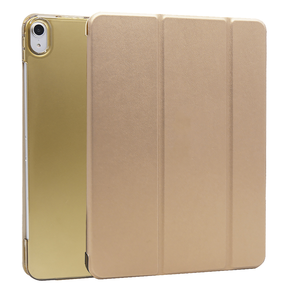 Gold Gold For iPad Air 4 10 9 Inch Flip Stand Case Protective Cover Auto Wake Up Sleep