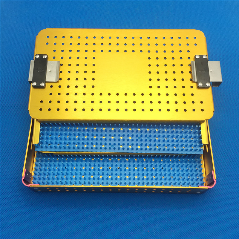 New Surgical Autoclavable Surgery Silicone Disinfection Box Tools Ophthalmic microsurgical instruments-in Face Skin Care Tools from Beauty & Health