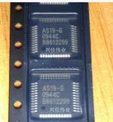 5PcsNEW  AS19-H1G AS19 QFP-48 Original Integrated Circuit IC