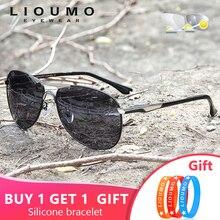 Luftfahrt Sonnenbrille Männer Frauen Polarisierte Photochrome Sonnenbrille Verfärbung Brillen Für Tag Nacht Fahren Chameleon Gläser