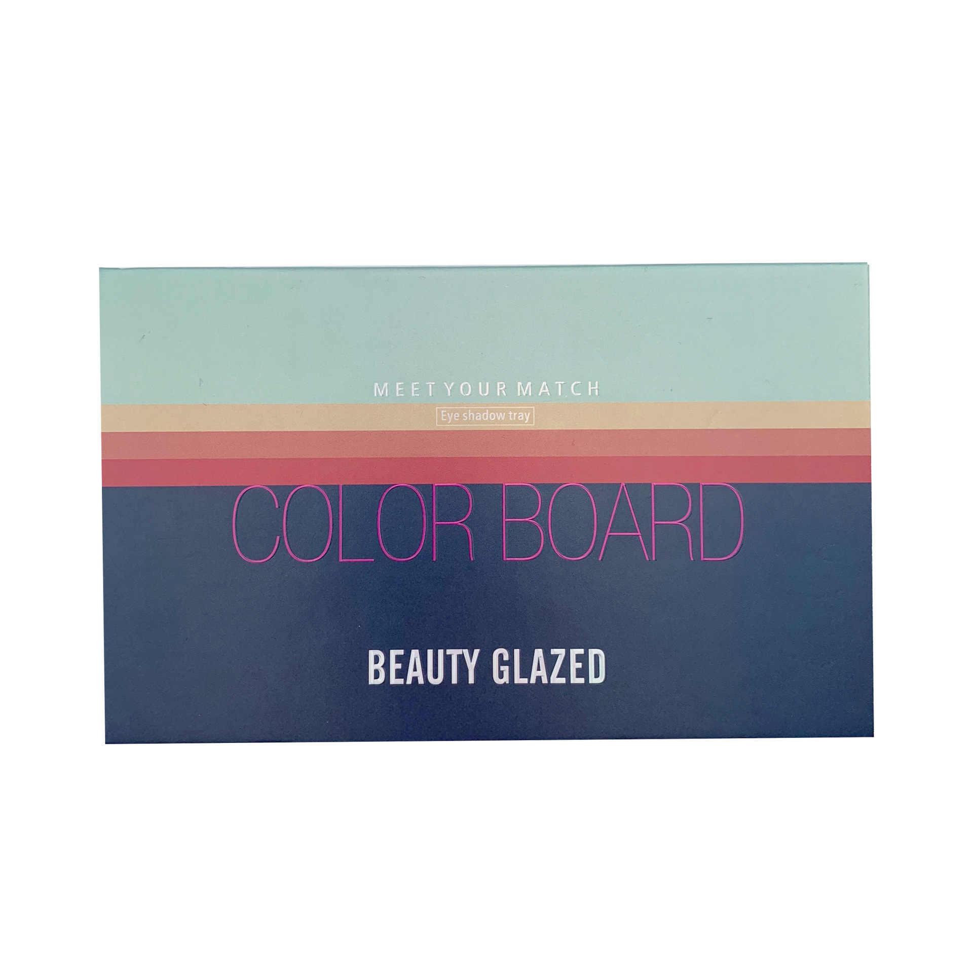 美容施釉新 60 色ボードアイシャドウパレット防水メイクパレットシマーマットリッターアイシャドーパレット化粧品
