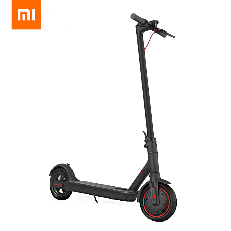 [Europe STOCK] Xiaomi Mi M365 pro Electric Scooter IP54 Multi-function Control Panel Folding 8.5inch Electric Scooter 45KM