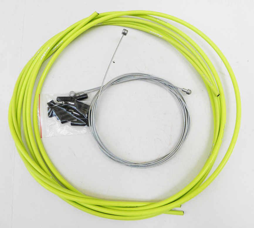 MTB マウンテンバイク道路自転車ブレーキシフト家 4 ミリメートル 5 ミリメートルラインケーブルセット可変速ディレーラーラインチューブ部品