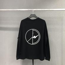 Peaceminusone Long Sleeve T Shirt Men Women Oversized FRAGMENT DESIGN G-Dragon Best Quality Summer Top Tee
