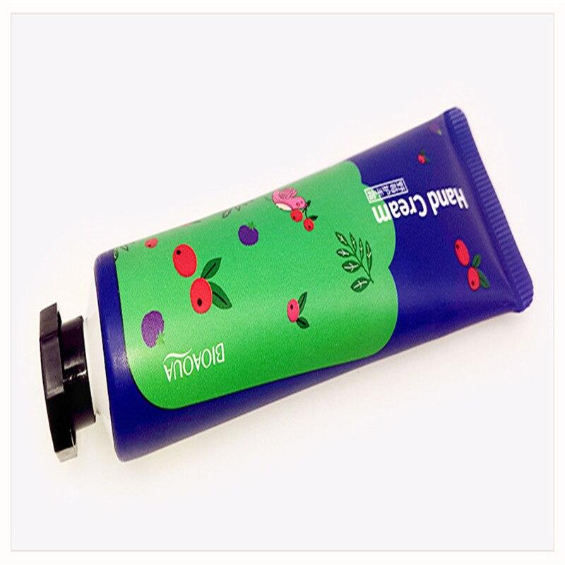 Wild Berries Flavor Hand Cream Nourishing Antichapping AntiAging Oil Control Skin Care 30g Smooth Hand Moisturizing Cream Beauty